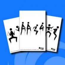 50 Fitness Activity Cards